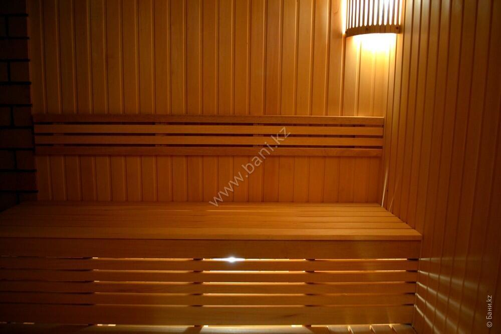 Восьмиместная сауна на дровах Хуторок – Восьмиместная сауна на дровах – фото 7