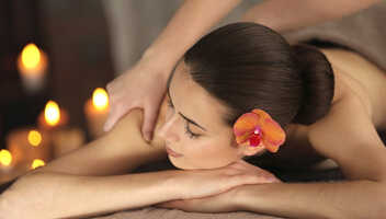 Скидка 50% на массаж в Boutique Hotel & SPA «SHIK»