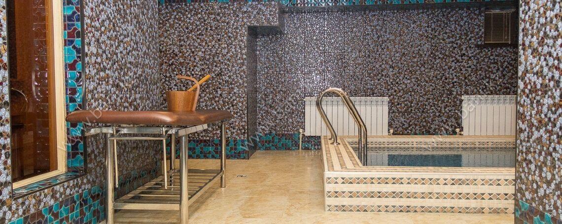 Финская сауна в комплексе Salut De Luxe – фото 5