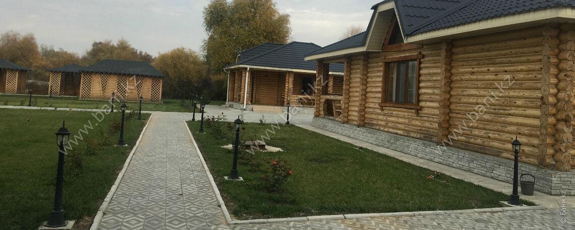 Сауна №2 в комплексе «Алтын Булак» – фото 3