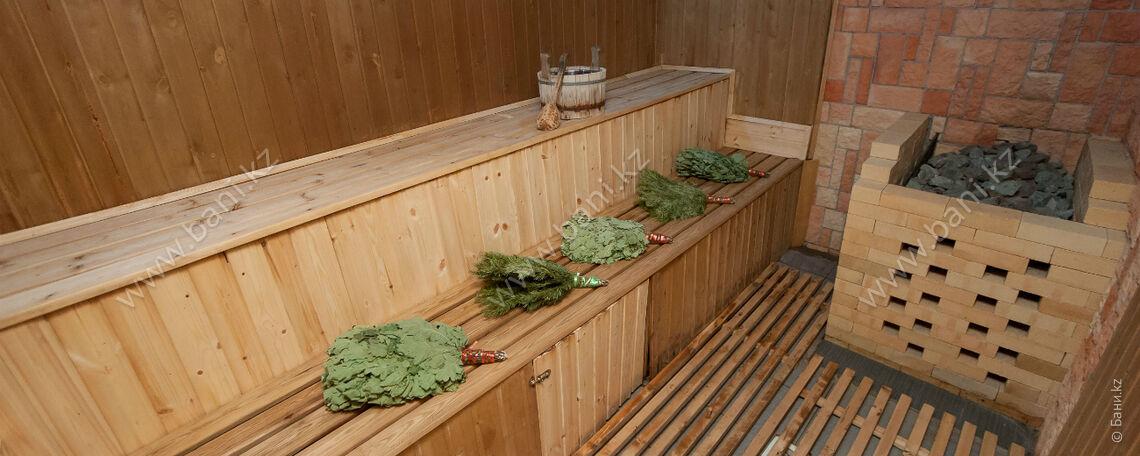 Большая баня в комплексе «Самовар» – фото 4