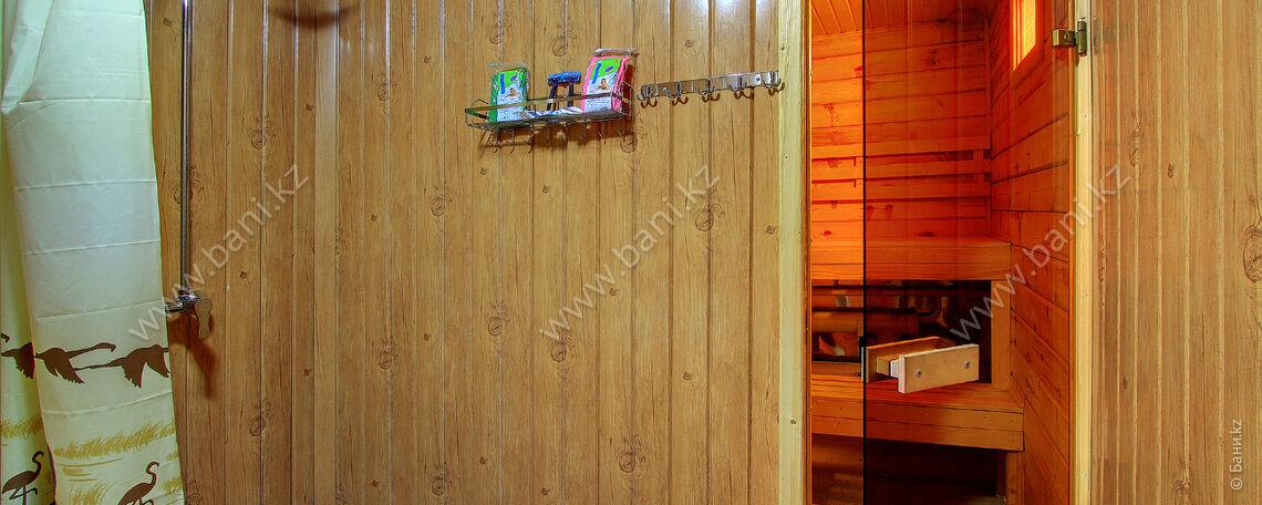 Средняя сауна в комплексе «На Крамского» – фото 4