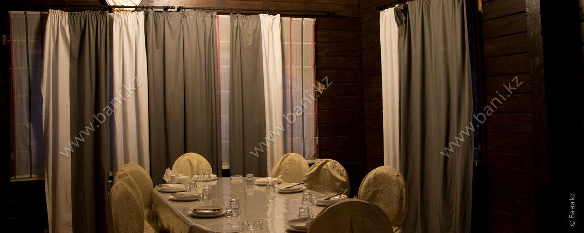 Сауна «Сакура» в японском стиле в комплексе Richman Resort – фото 3