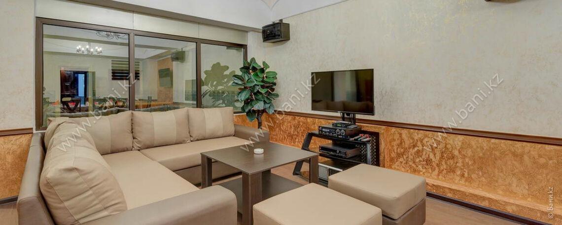 VIP sauna на Аль-Фараби – фото 4