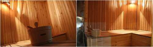 Сауна на дровах до 14 персон в сауне «Астина»