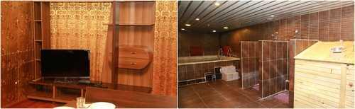 Сауна на дровах до 10 персон в сауне «Астина»