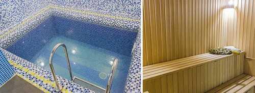Русская баня с турецким хамамом и бассейном в комплексе «Пар на Четской»  – фото 3