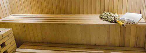 Русская баня с турецким хамамом и бассейном в комплексе «Пар на Четской»  – фото 5