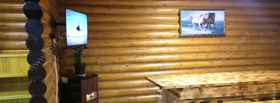 Финская сауна из сруба на Шахтерском – фото 4