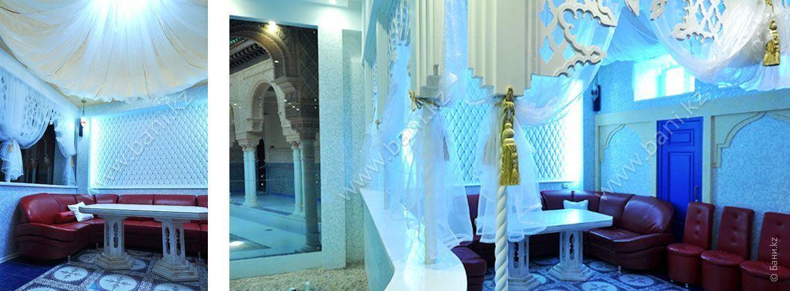 Марокканская баня с хамамом и русская баня в комплексе «Авторитет»  – фото 3
