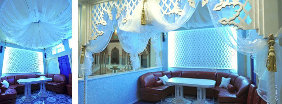 Марокканская баня с хамамом и русская баня в комплексе «Авторитет»  – фото 5