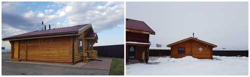 Банный комплекс «БуАна» Домик №1  – фото 4