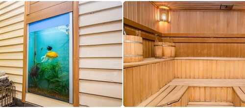 VIP сауна в комплексе «Банька на дровах» – фото 2