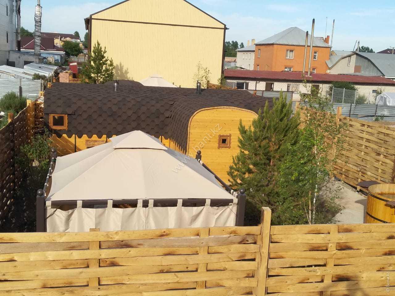 Царская баня в семейном банно-оздоровительном комплексе ЭКО-БАНЯ Парная №1  – Фото фасада Царской бани