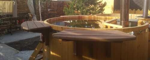 Царская баня в семейном банно-оздоровительном комплексе КЕДРОВЫЙ РАЙ – VIP – фото 2