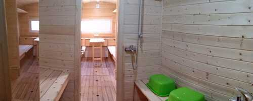 Царская баня в семейном банно-оздоровительном комплексе КЕДРОВЫЙ РАЙ – VIP – фото 9