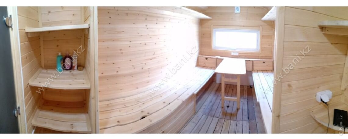 Ханская баня в семейном банно-оздоровительном комплексе ЭКО-БАНЯ Парная №1  – фото 8