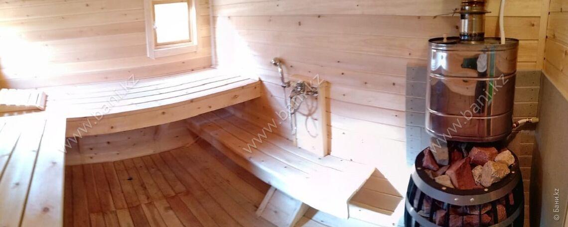 Ханская баня в семейном банно-оздоровительном комплексе ЭКО-БАНЯ Парная №1  – фото 3