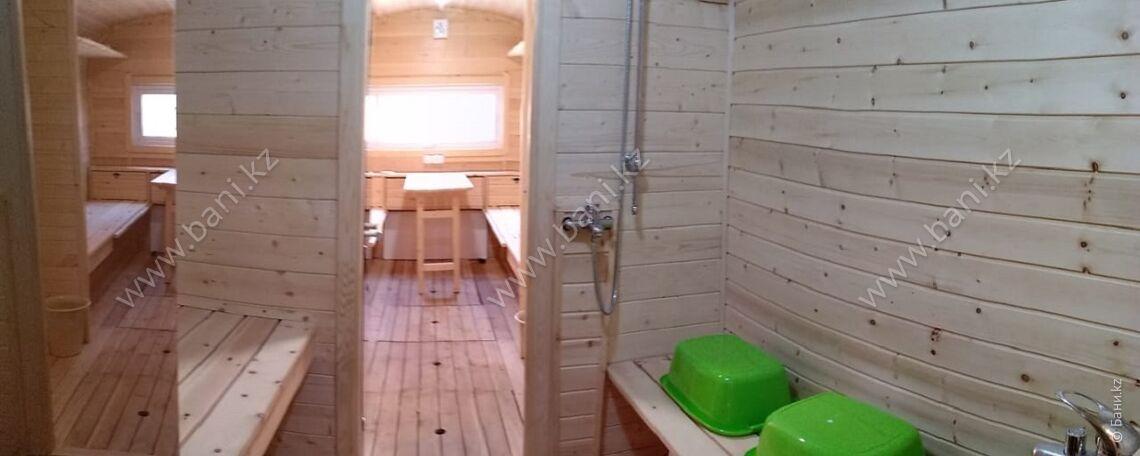 Ханская баня в семейном банно-оздоровительном комплексе ЭКО-БАНЯ Парная №1  – фото 4
