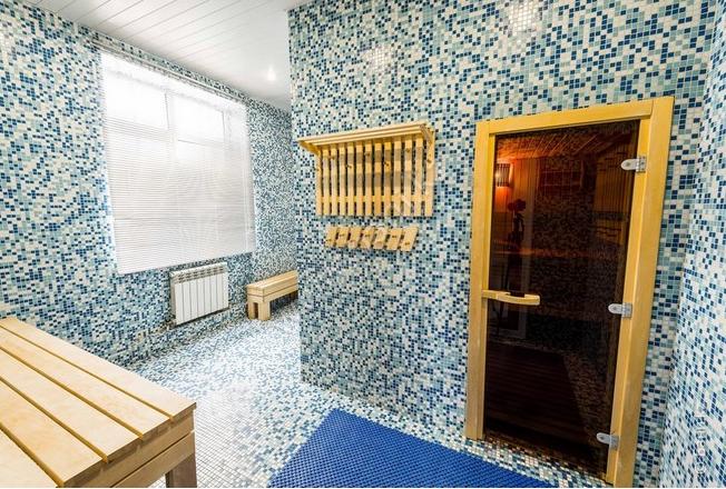 Сауна до 15 персон в гостевом доме «Adler» – Сауна до 15 персон – фото 8