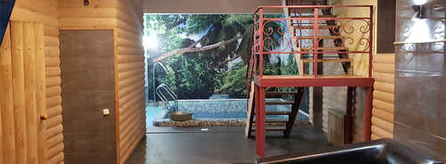 Средняя сауна в комплексе Beer-loga – фото 3