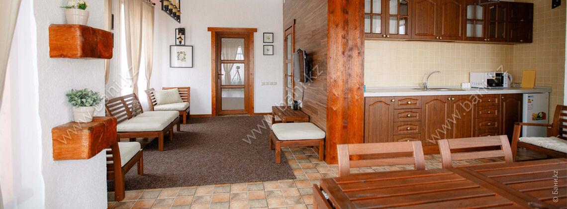 Большая баня в семейном загородном клубе Derby village – фото 3