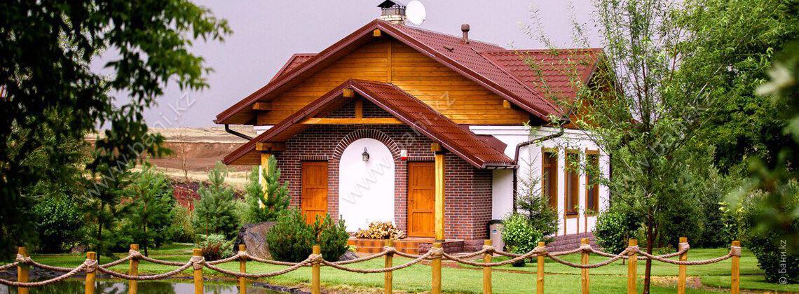 Большая баня в семейном загородном клубе Derby village – фото 4