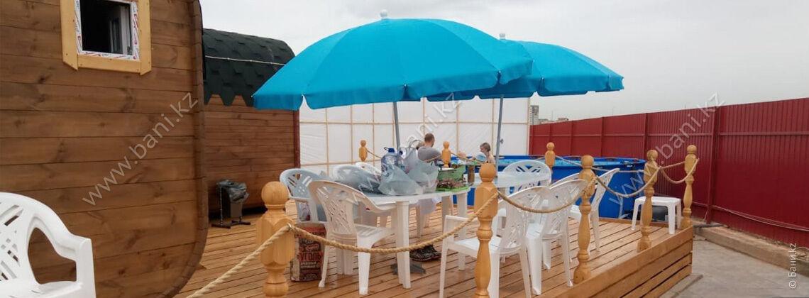Малая сауна «Алые паруса» – фото 3