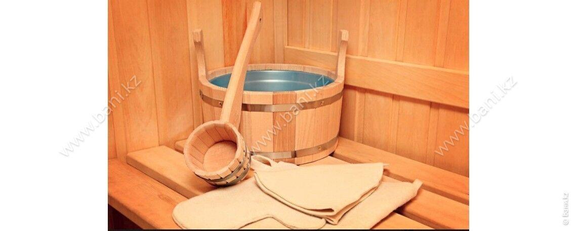 Финская сауна с джакузи в комплексе «Орловские бани» – фото 2