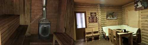 Русская баня «Сосна» в комплексе бань «НА ВСТРЕЧЕ» – фото 3