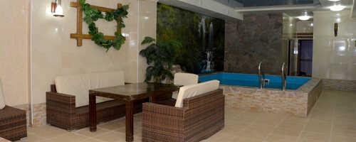 Сауны  «Тропики» в развлекательном комплексе «Халиф» – фото 4
