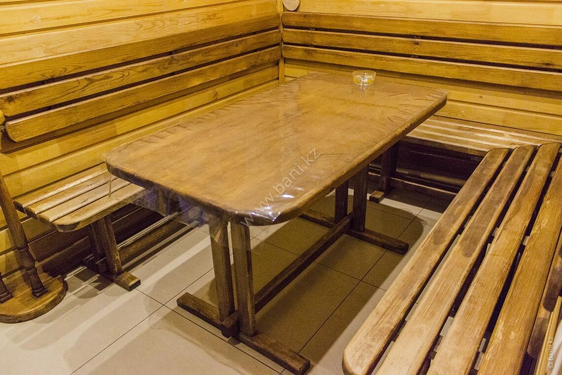 Малая сауна в банном комплексе «Попаримся»  – Малая сауна