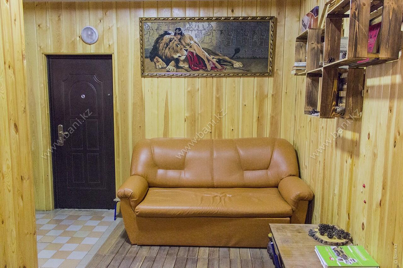 Малая сауна в банном комплексе «Попаримся»  – Фае