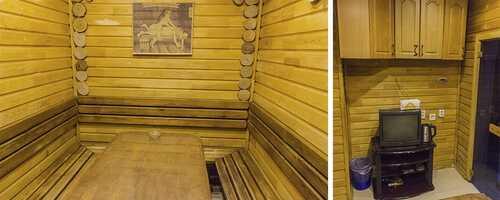 Малая сауна в банном комплексе «Попаримся»  – фото 2