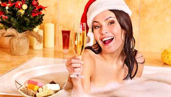 Новогодние праздники в De Luxe: без выходных, и даже 31 числа!