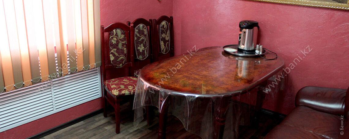 Малая сауна в комплексе «Карагай» – фото 7