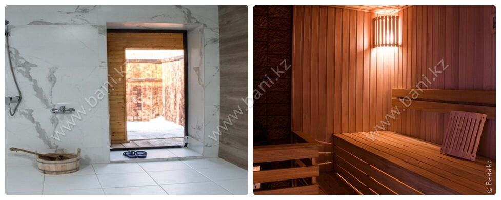 Малая баня в Банном комплексе Хоттабыч – фото 4