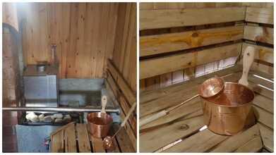 Русская баня на дровах – фото 4