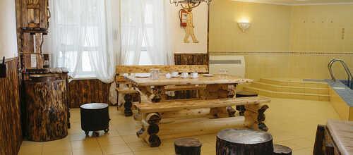 Сауна гостиничного комплекса «Чайка» – фото 3