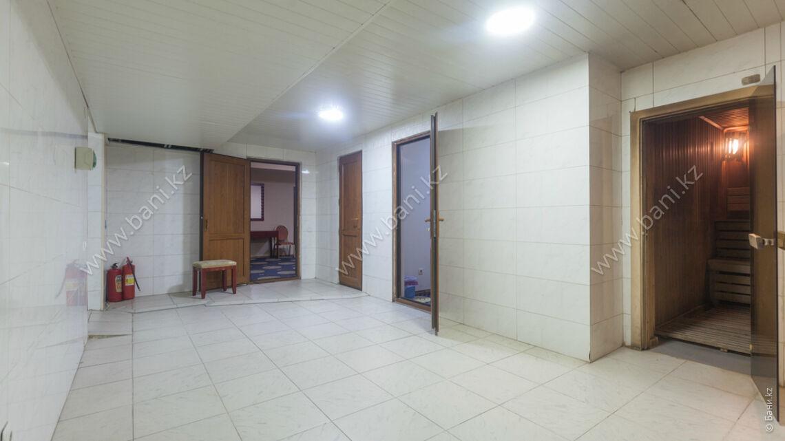 Малая сауна в комплексе «Ак-Алтын» – фото 3