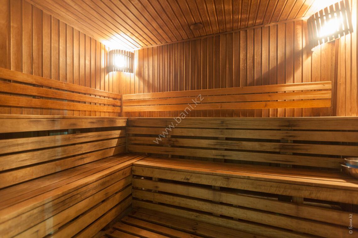 Малая сауна в комплексе «Ак-Алтын» – фото 11