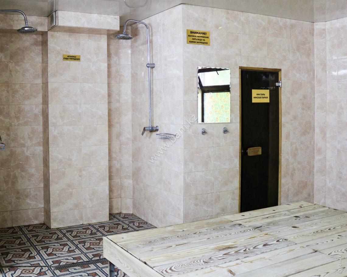 Общественная баня «Томирис» – фото 8