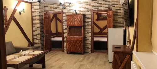 Пятиместная сауна на дровах в комплексе саун «Фазенда»