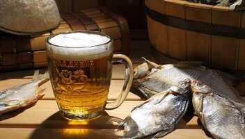 Maximum дарит рыбку в подарок к пиву!